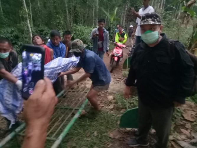 Mencari Ikan, Warga Subik Tewas Tenggelam di Bendungan Way Rarem