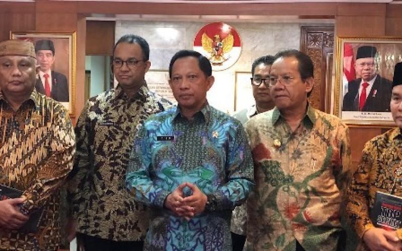 Tito Segera Kumpulkan Kepala Daerah