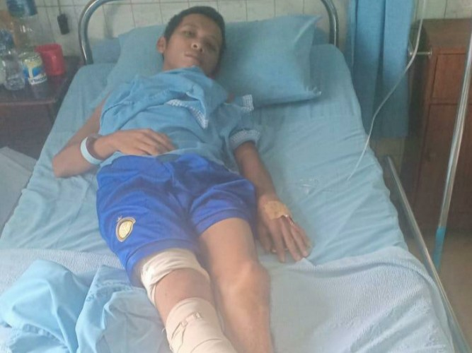 Mendesak untuk Rujuk Operasi Rahang, Pasien Ini Masih Tertahan di RS Imanuel