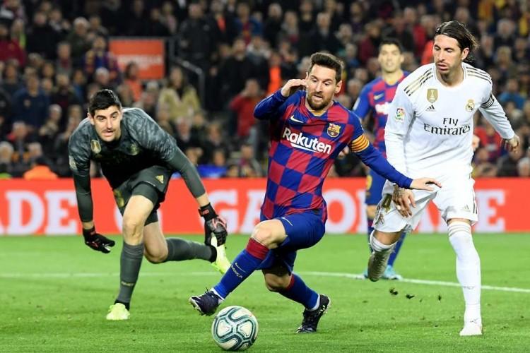 Mengintip Peluang Madrid dan Barcelona Juara Liga Spanyol
