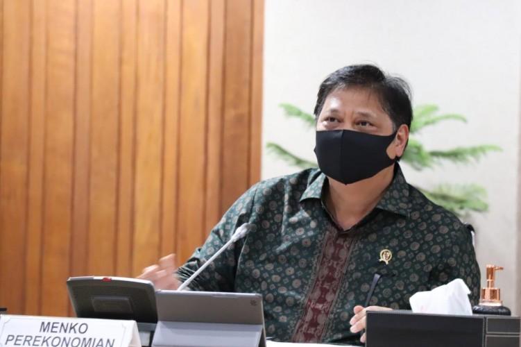 Menko Airlangga: Pemerintah Kaji Jaringan 5G Sebelum Masuk ke Indonesia