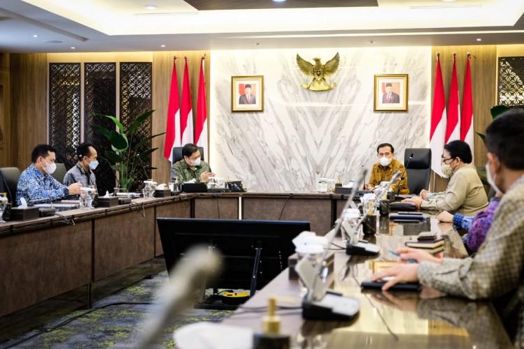 Menko Airlangga Terima Aduan Masyarakat lewat Ombudsman
