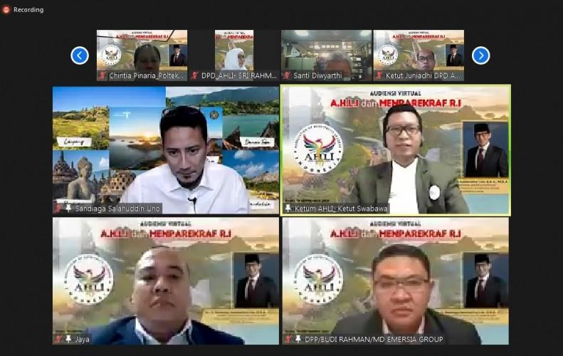 Menpar Dorong AHLI Berkontribusi Majukan Pariwisata Indonesia