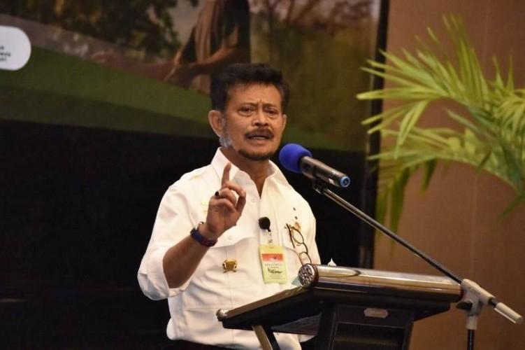 Mentan Cek Kesiapan Pangan Jelang Ramadan 2021