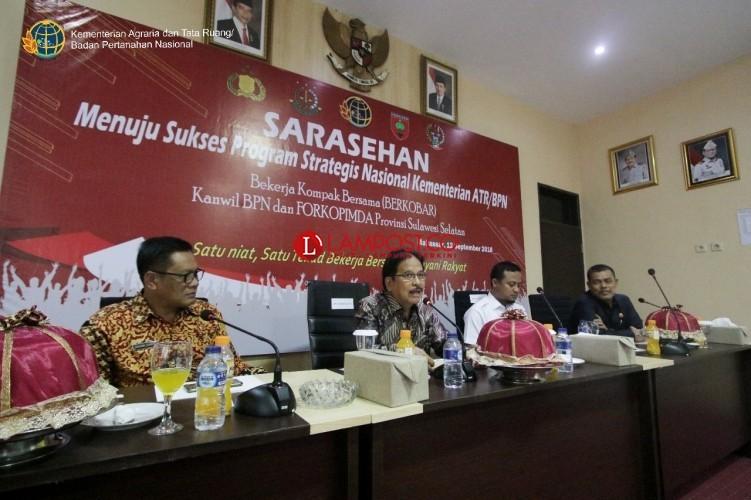 Menteri ATR/Kepala BPN SebutPembebasan Tanah Bukan Masalah Lagi