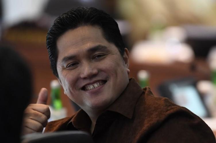 Menteri BUMN Erick Thohir akan Digantikan Perempuan Milenial