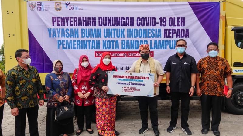 Menteri BUMN Pilih Lampung untuk Bangun  Rumah Sakit Otak dan Jantung
