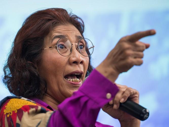 Menteri KKP Ditangkap KPK, 'Bu Susi' Jadi Trending Twitter