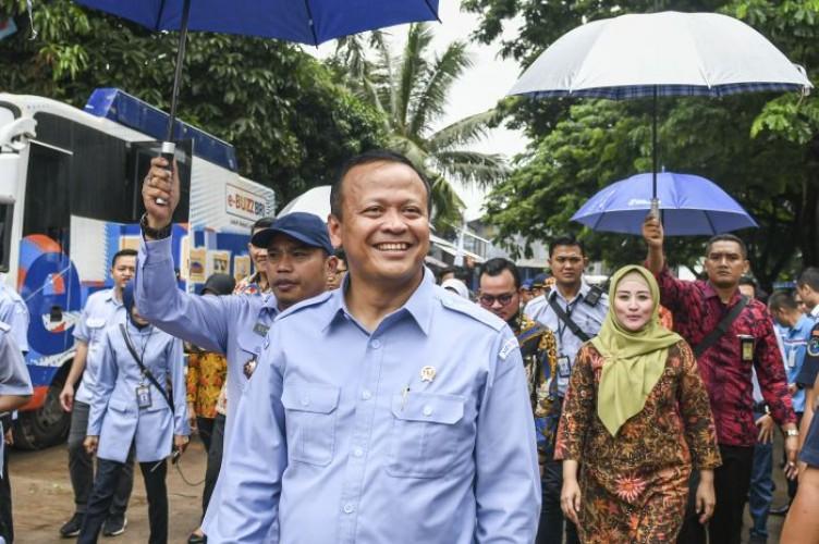 Menteri KKP Ditangkap Terkait Ekspor Benur
