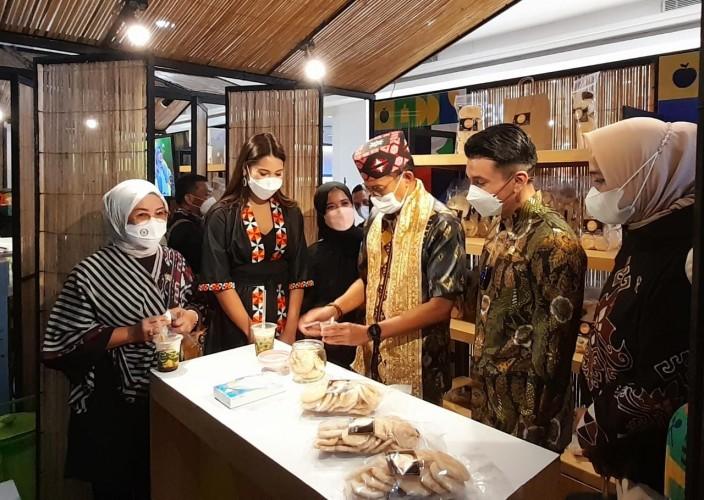 Menteri Sandiaga Pacu Pariwisata dan Ekonomi Kreatif Lampung