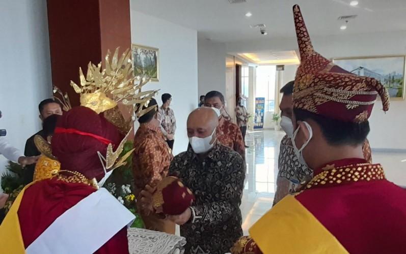 Menteri Teten Masduki Dorong Akselerasi Pemulihan Ekonomi Lampung