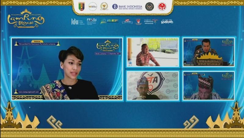 Menyambut Era Keemasan Pariwisata Lampung