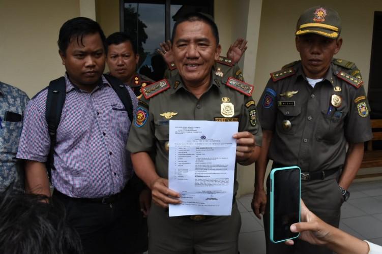 Merasa Dirugikan, Kasatpol PP Bandar Lampung Laporkan Penyebar Hoaks