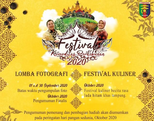 Meriahkan Festival Kuliner di Perayaan Hari Pangan Sedunia 2020