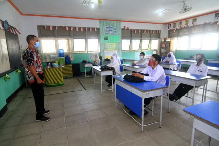 Meski Dibolehkan Kemendikbud, Pemerintah Palembang Ragu Selenggarakan KBM Tatap Muka