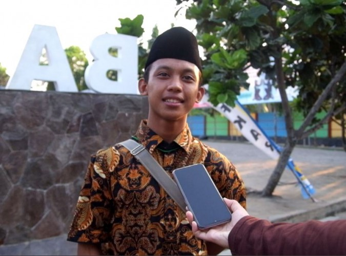 Meski Jauh, Pelajar Talang Padang Antusias Ikut Jifest