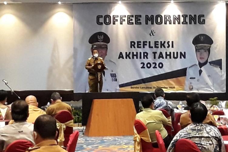 Meski Pandemi, Ekonomi Lampung Tumbuh 4,15%