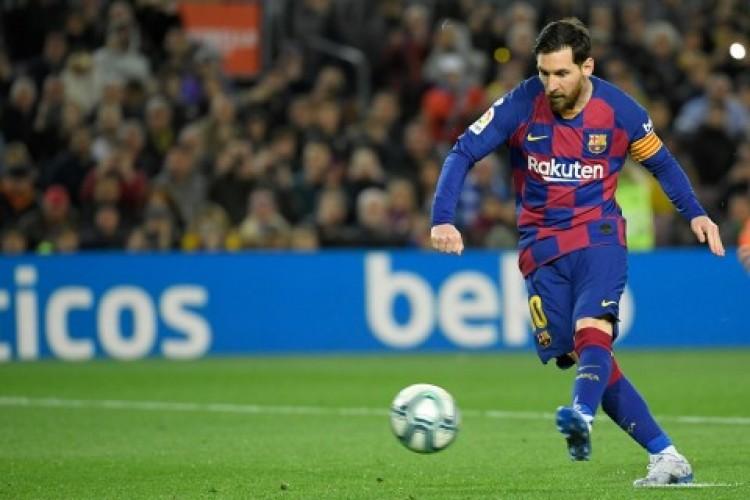 Messi Masih Absen Latihan Bersama Barcelona