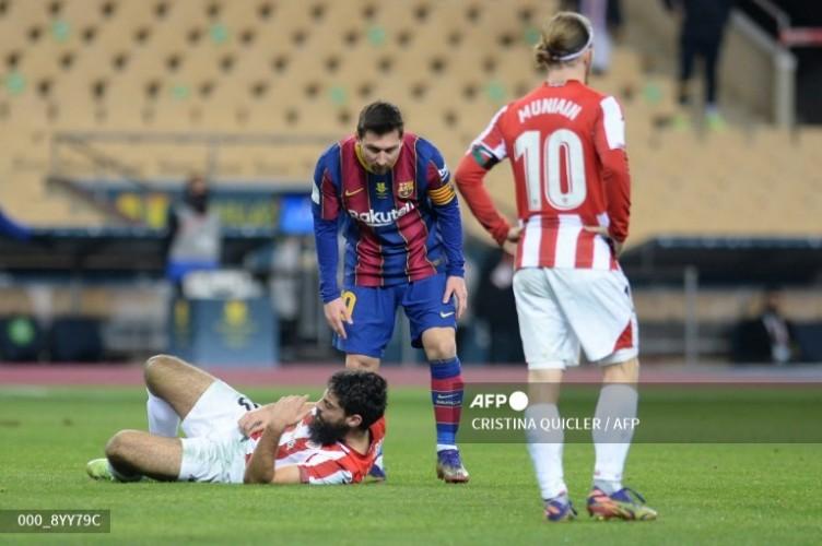 Messi Terancam Larangan Tampil Hingga 12 Pertandingan