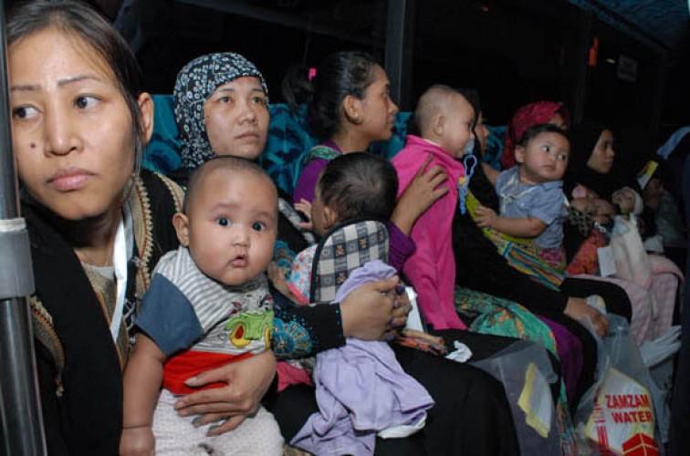 Metro Gandeng Satgas Covid-19 Sambut Kedatangan Pekerja Migran