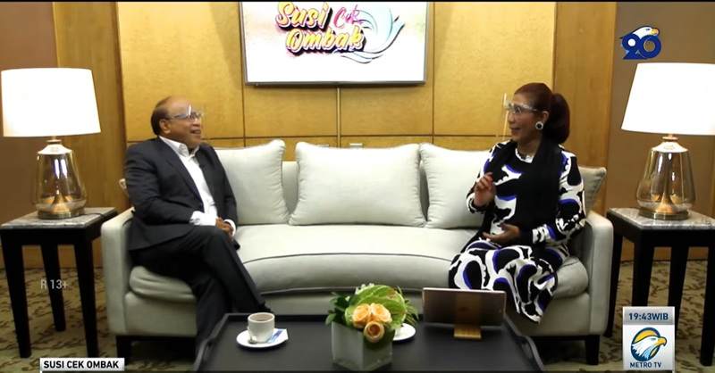Metro TV Dekat dengan Pemirsa