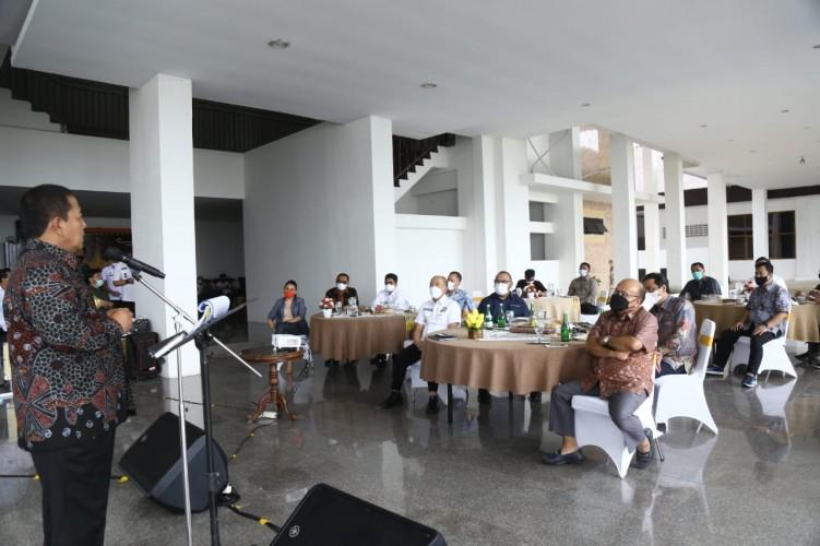 MGN - Pemprov Sinergi Angkat Potensi Lampung