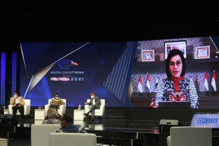 MGN Summit Semangat Bersama Pemulihan Ekonomi