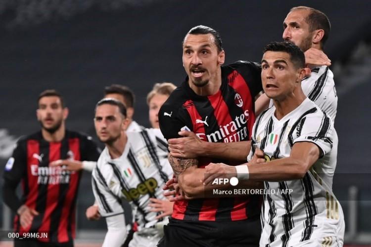 Milan Hancurkan Juventus di Kandang Sendiri