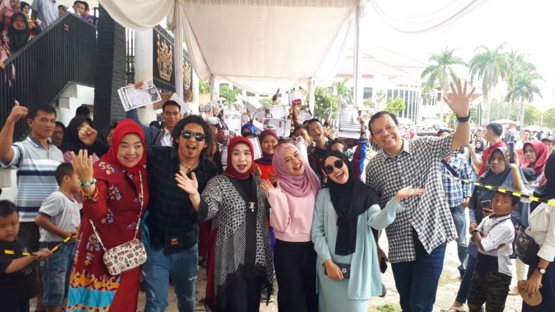 Milenial Lampung Berebut Dua Tiket LIDA 2020