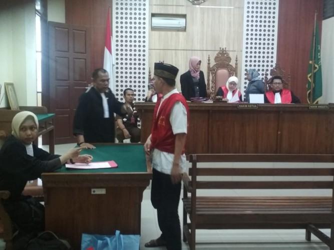 Miliki 20 Butir Ekstasi, Warga Tegineneng Dituntut 15 Tahun Penjara