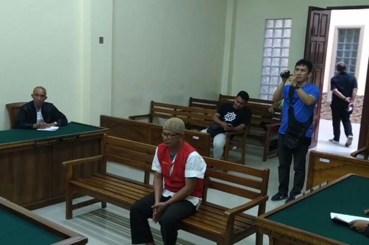 Miliki Sabu 3 Kg, Warga Aceh Divonis 12 Tahun Penjara