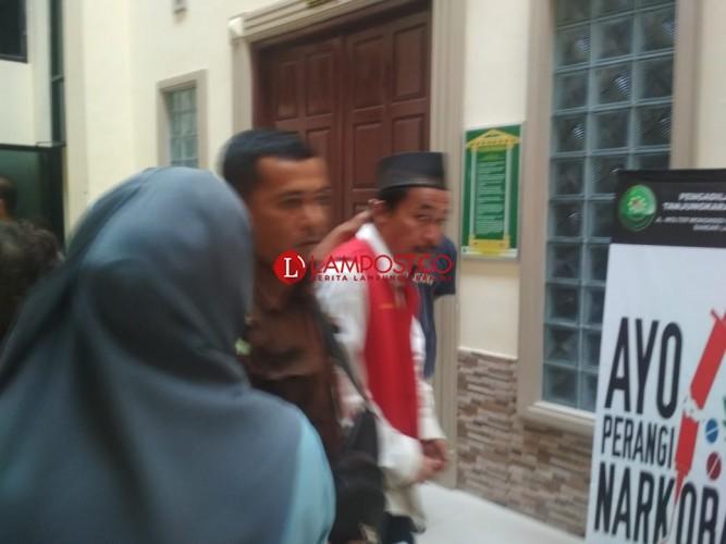 Miliki Sabu 6,74 Gram, Warga Waykandis Divonis 14 Tahun Penjara