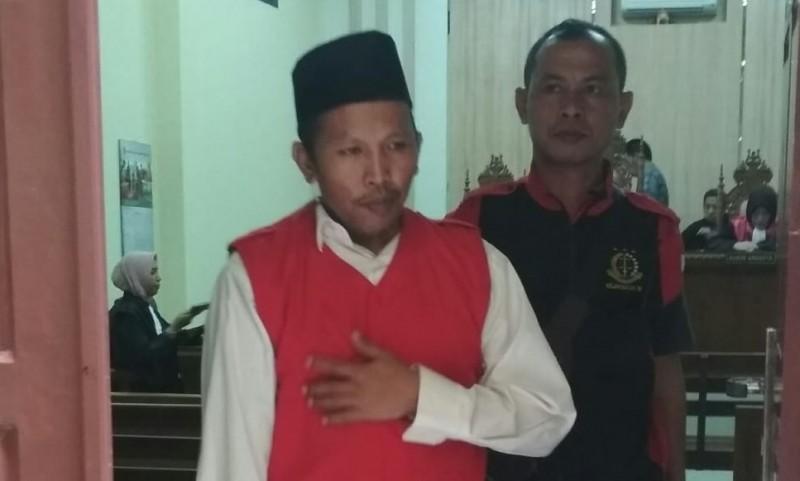 Miliki Sabu 8 Gram, Warga Tegineneng Divonis 13 Tahun Penjara