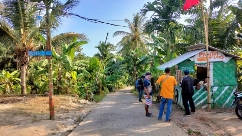 Minangrua, Destinasi Wisata Pantai Eksotis di Ujung Barat Kecamatan Bakauheni