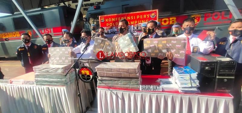 Minimal Empat Orang Bakal Jadi Tersangka Korupsi Jalan Ir Sutami