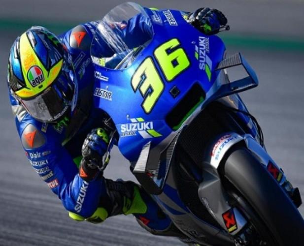 Mir dan Rins Bawa Suzuki Berjaya di GP Eropa