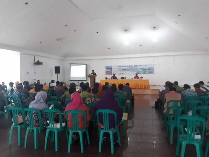 Hanya 2 Kecamatan di Lamsel Deklarasi Stop Buang Air Besar Sembarangan