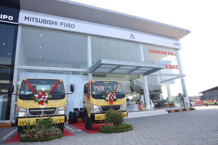 Mitsubishi Fuso Hadirkan 3 Layanan Purnajual Selama Mudik