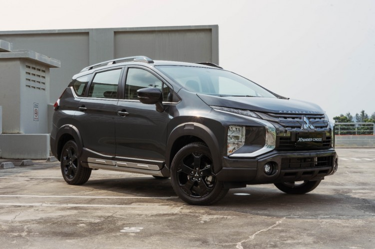 Mitsubishi Luncurkan Edisi Spesial untuk Xpander dan Xpander Cross