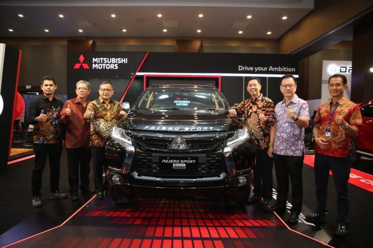 Mitsubishi Ramaikan GIIAS Medan