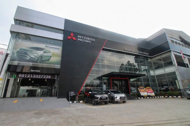 Mitsubishi Resmi Diler Baru Ke-134 di Indonesia