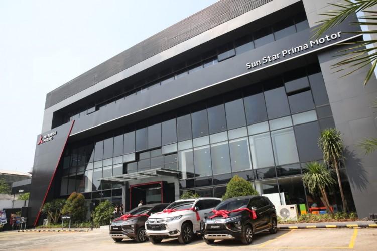 Mitsubishi Resmikan Dua Diler Baru di Jakarta dan Bekasi