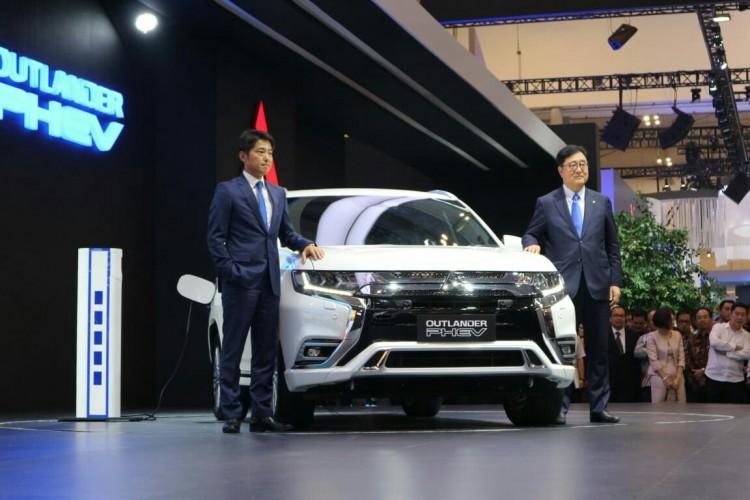 Mitsubishi Targetkan Jual 4.000 unit di GIIAS 2019