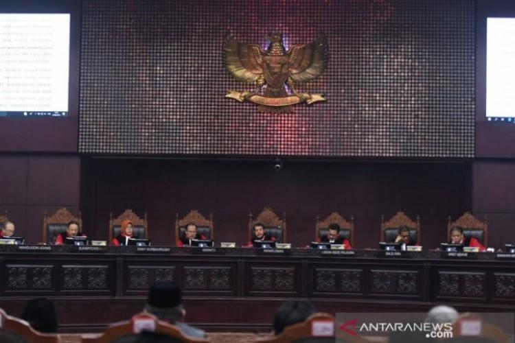 MK: Dalil Pemohon Tidak Beralasan Menurut Hukum