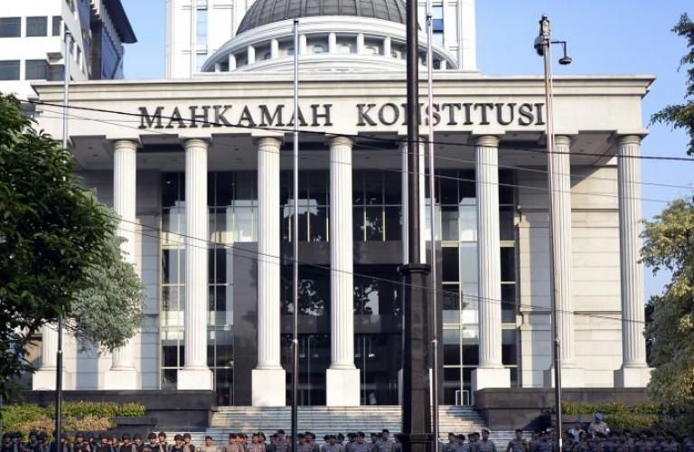 MK Diminta Cermati Dalil Pemanfaatan Penegak Hukum