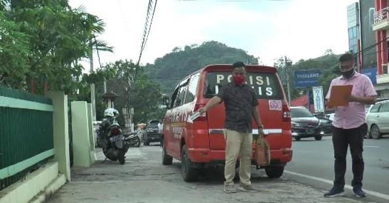 Mobil Milik TV Swasta Raib Saat Diparkir Depan Cafe Yayang