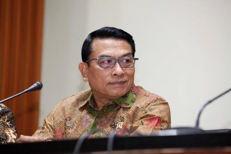 Moeldoko Bantah Abaikan Arahan Jokowi Soal 75 Pegawai KPK