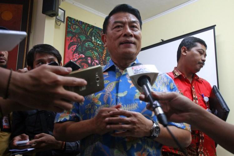 Moeldoko Kecolongan Rekrut Mantan Petinggi Jiwasraya