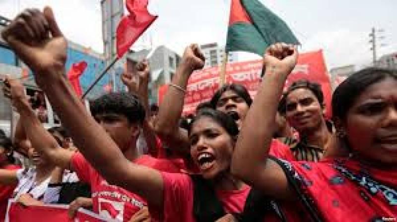 Mogok Kerja, 5.000 Pekerja Garmen Bangladesh Dipecat