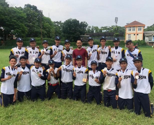 Mohicans SMAN 3 Balam Sabet Perak Kejurnas Redfox Cup